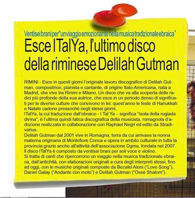 DeI Nuovo Quotidiano RN 22 dic 2014-Gutman-Negri